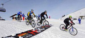 La Sellaronda apre alla neve: ecco la Hero Ice Cross
