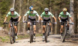Nuova maglia (e nuova bici) per il Team Cannondale Factory Racing