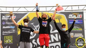 400 atleti al via al Toscano Enduro Series Livorno. Emerge il giovanissimo Braconi