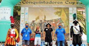 Conquistadores Cup 2021: sul nuovo tracciato emergono Diego Arias e Annabella Stropparo