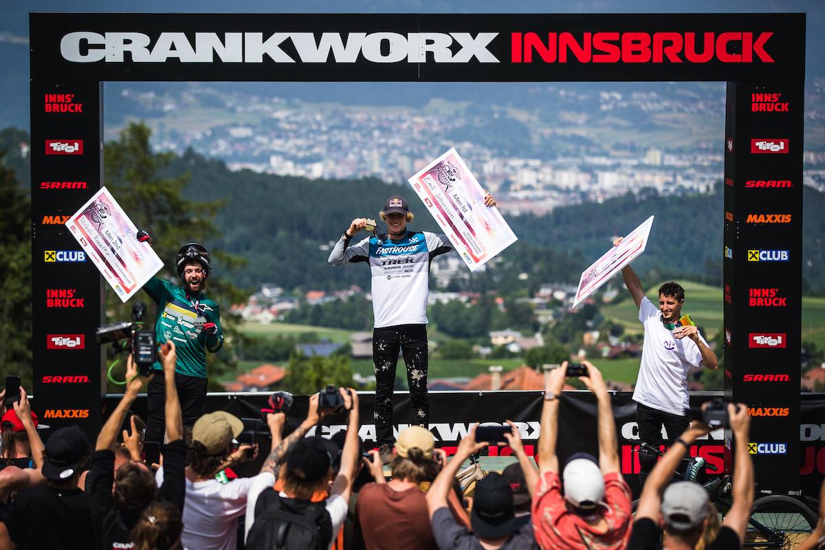 Crankworx World Tour 2021