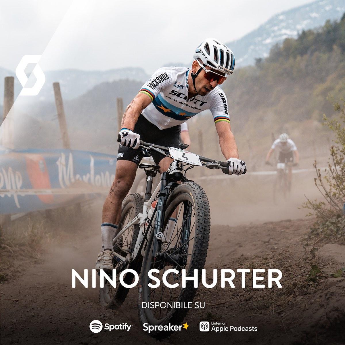 Podcast Scott Italia Nino Schurter