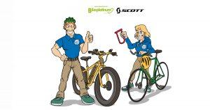 Scott e Bikeplatinum: per proteggere la bici dal furto, anche in strada