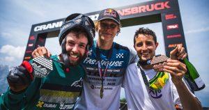 Crankworx World Tour 2021: Italia sul podio con Torquato Testa