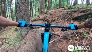 VIDEO - Una discesa con la Scott Spark 2022 al bike park di Leogang