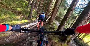 VIDEO - Internazionali d'Italia Series Val Casies: prova percorso a ruota di Greta Seiwald