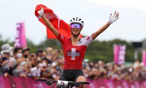 Olimpiadi di Tokyo: Jolanda Neff è medaglia d'oro nell'Xc femminile!