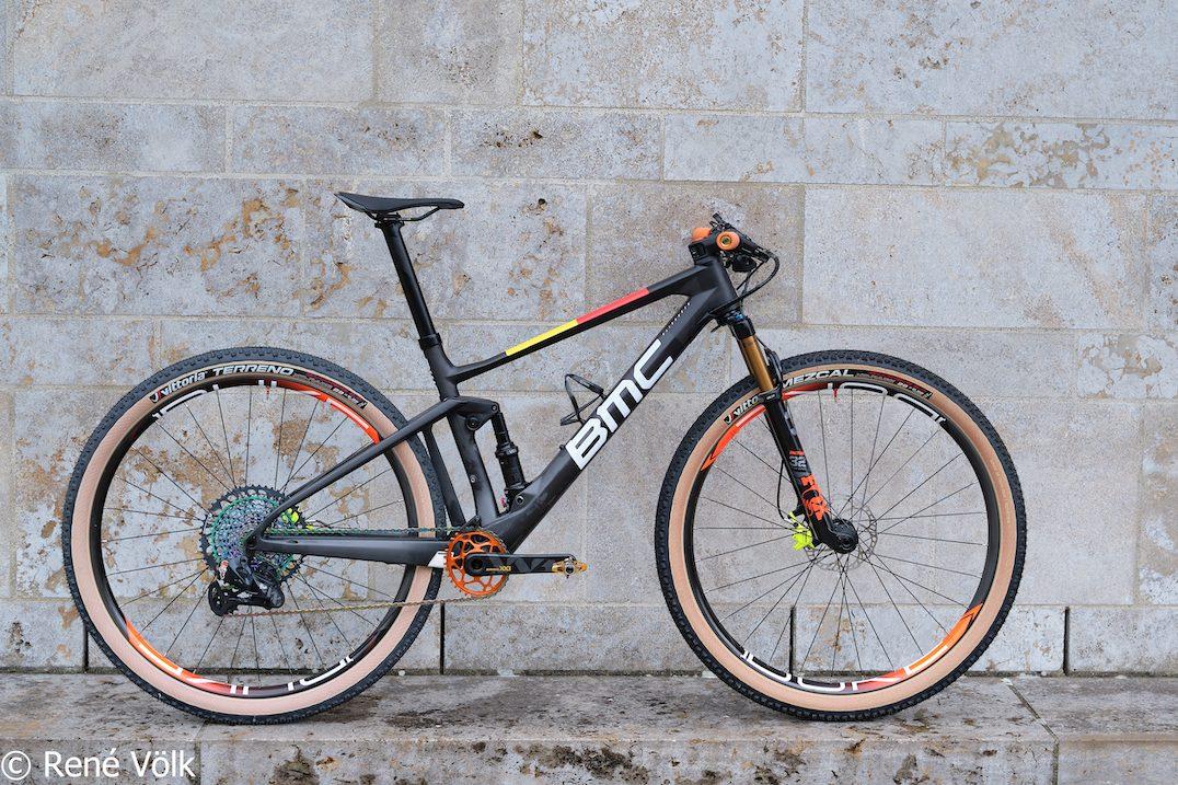 BMC Fourstroke per le Olimpiadi