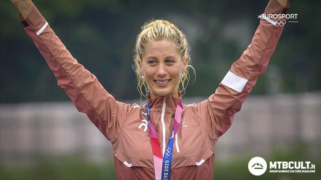 medaglia d'oro di Jolanda Neff