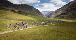Primi test sui percorsi dell'Alta Valtellina Bike Marathon, segnaletica da luglio