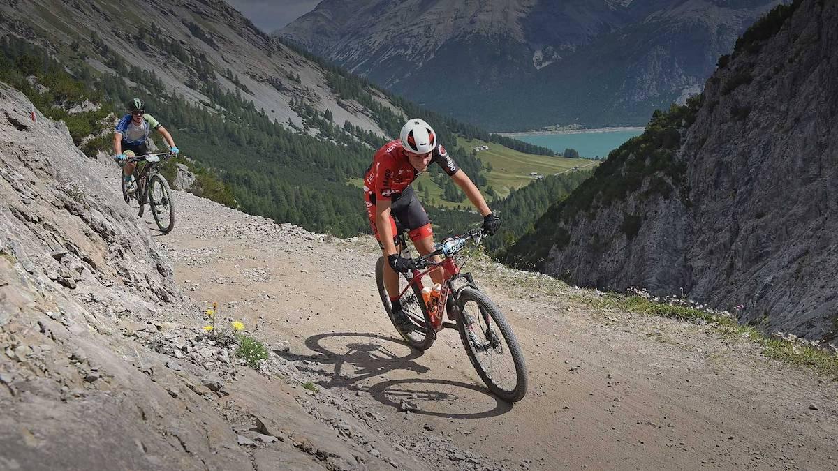 percorsi dell'Alta Valtellina Bike Marathon