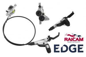 Freni Raicam: l'azienda italiana entra nella bike industry, anche con i sistemi ABS e CBS