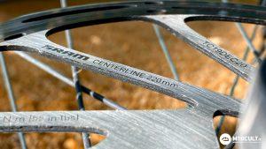 Disco freno da 220 mm: una piacevole scoperta