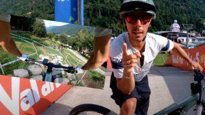 Sul tracciato Xc del Mondiale in Val di Sole con Fontana: che numeri...