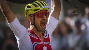 Mondiale Xc Elite uomini: Nino Schurter, sei leggenda