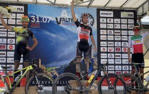 Medvedev fa sua l'Alta Valtellina Bike Marathon 2021: ecco le classifiche