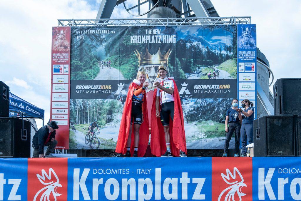 Kronplatzking Marathon 2021