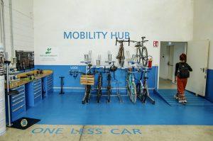 """Shimano mobility hub: maggiore attenzione per il """"bike to work"""""""