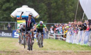 Mondiale XC Short Track: brillano Frei e Blevins