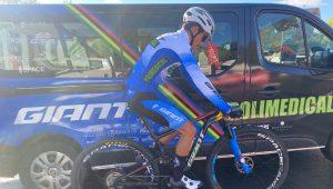 Duvan Peña: il nuovo innesto del Team Giant Polimedical