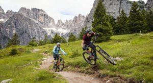 Dolomiti Paganella Bike Area: si gira fino a novembre!