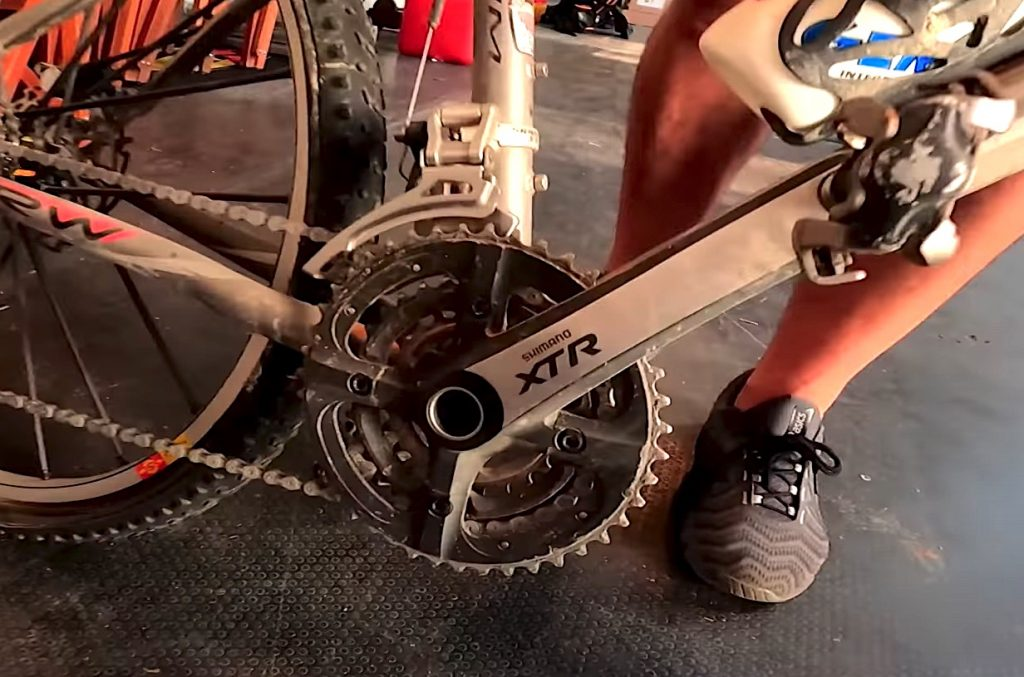 Marco Aurelio Fontana rispolvera la sua prima bici olimpica