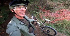 VIDEO - Marco Aurelio Fontana rispolvera la sua prima bici olimpica