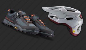 Novità Specialized 2022 per il trail: scarpe Rime 2.0 HydroGuard e casco Tactic